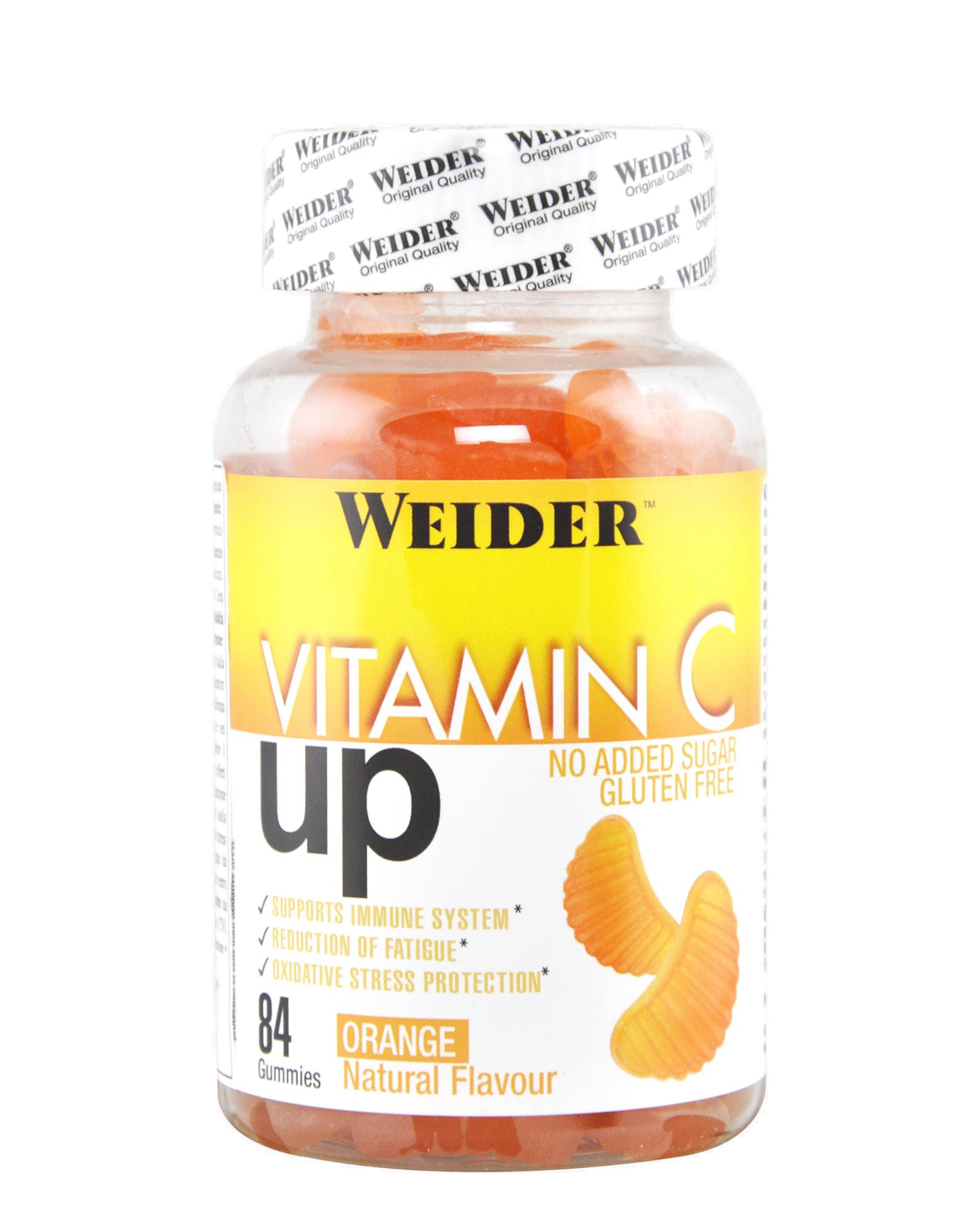 Vitamin C Up WEIDER (84 gummies) € 8,75