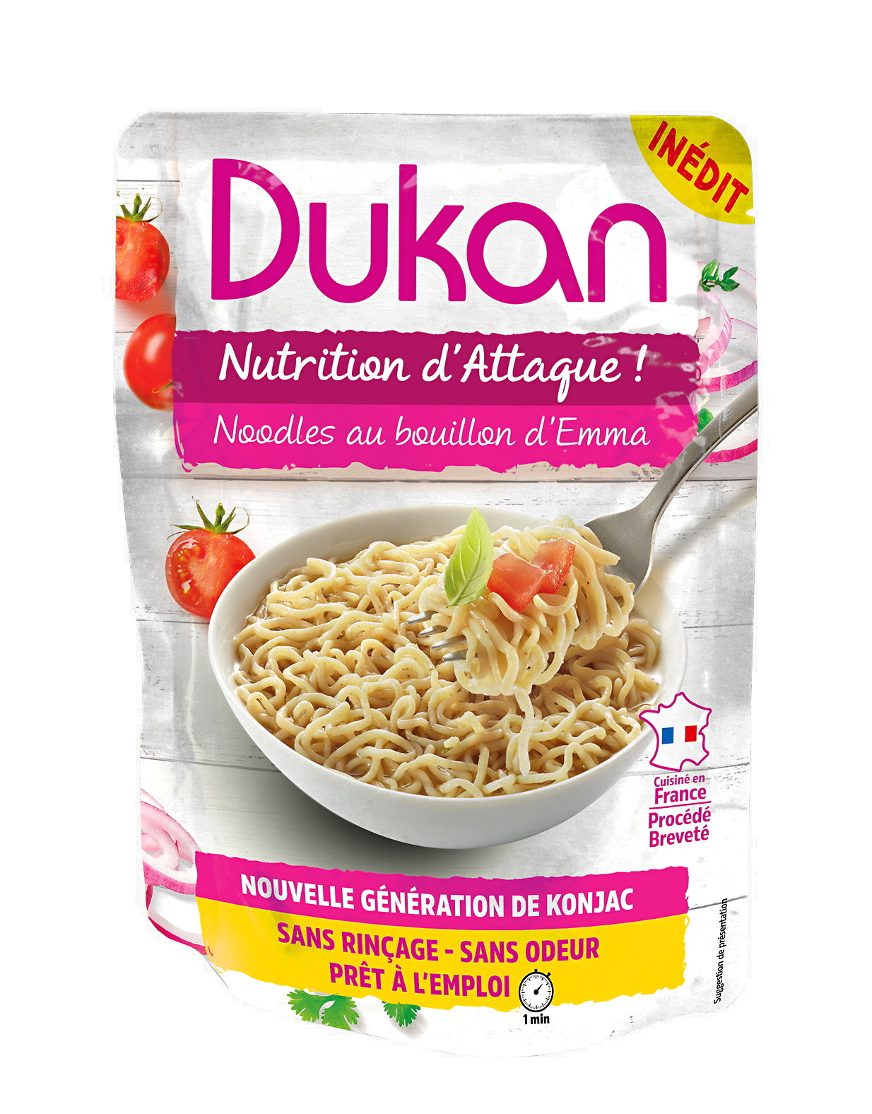 konjac noodles in vegetable broth by dukan 280 grams 6 17. Black Bedroom Furniture Sets. Home Design Ideas