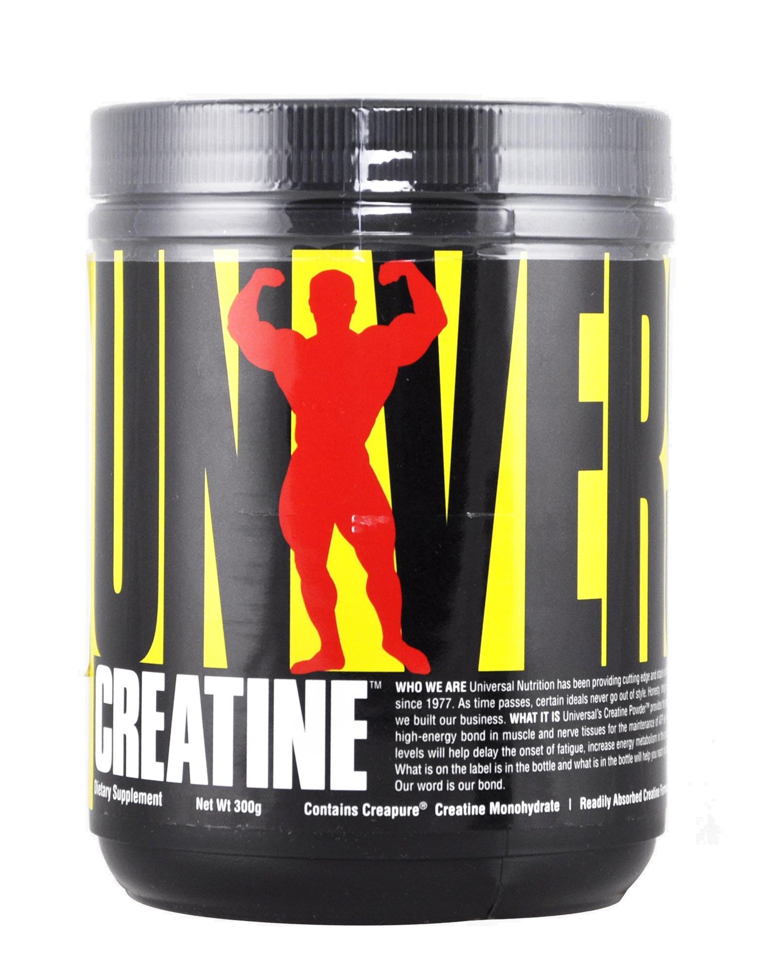 Creatine By Universal Nutrition 300 Grams Iafstore Com
