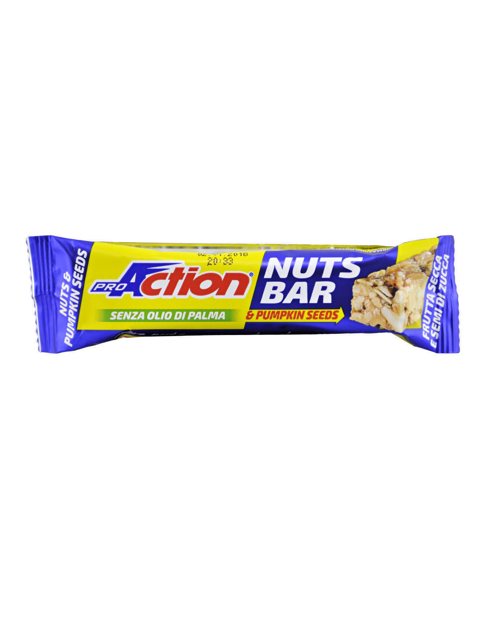 Nuts Bar von PROACTION (1 riegel von 30 gramm) € 1,20