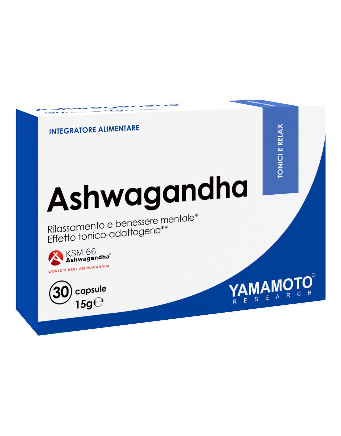 Ashwagandha 30 capsules