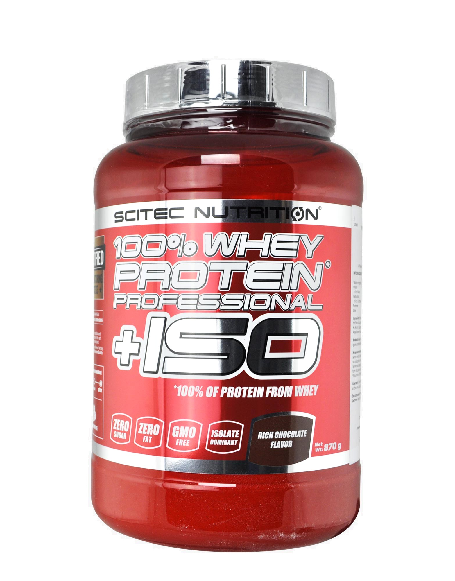100 Whey Protein Professional Iso By Scitec Nutrition 870