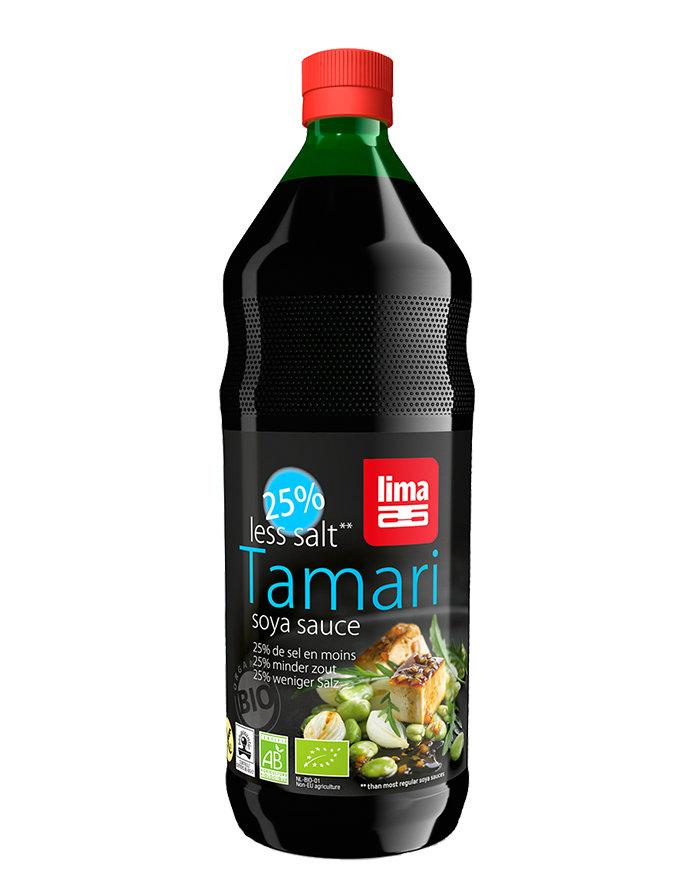 Lima Tamari Less Salt 500ml