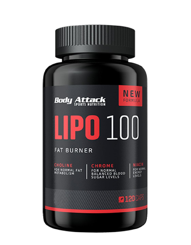 lipo 100 attack burner burner