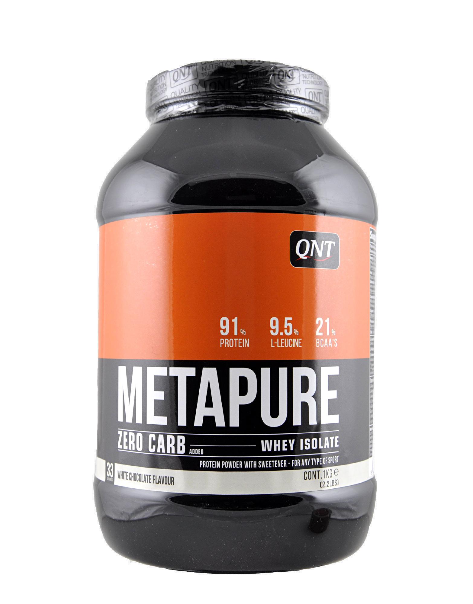 629653d3c Metapure Zero Carb di QNT (1000 grammi)