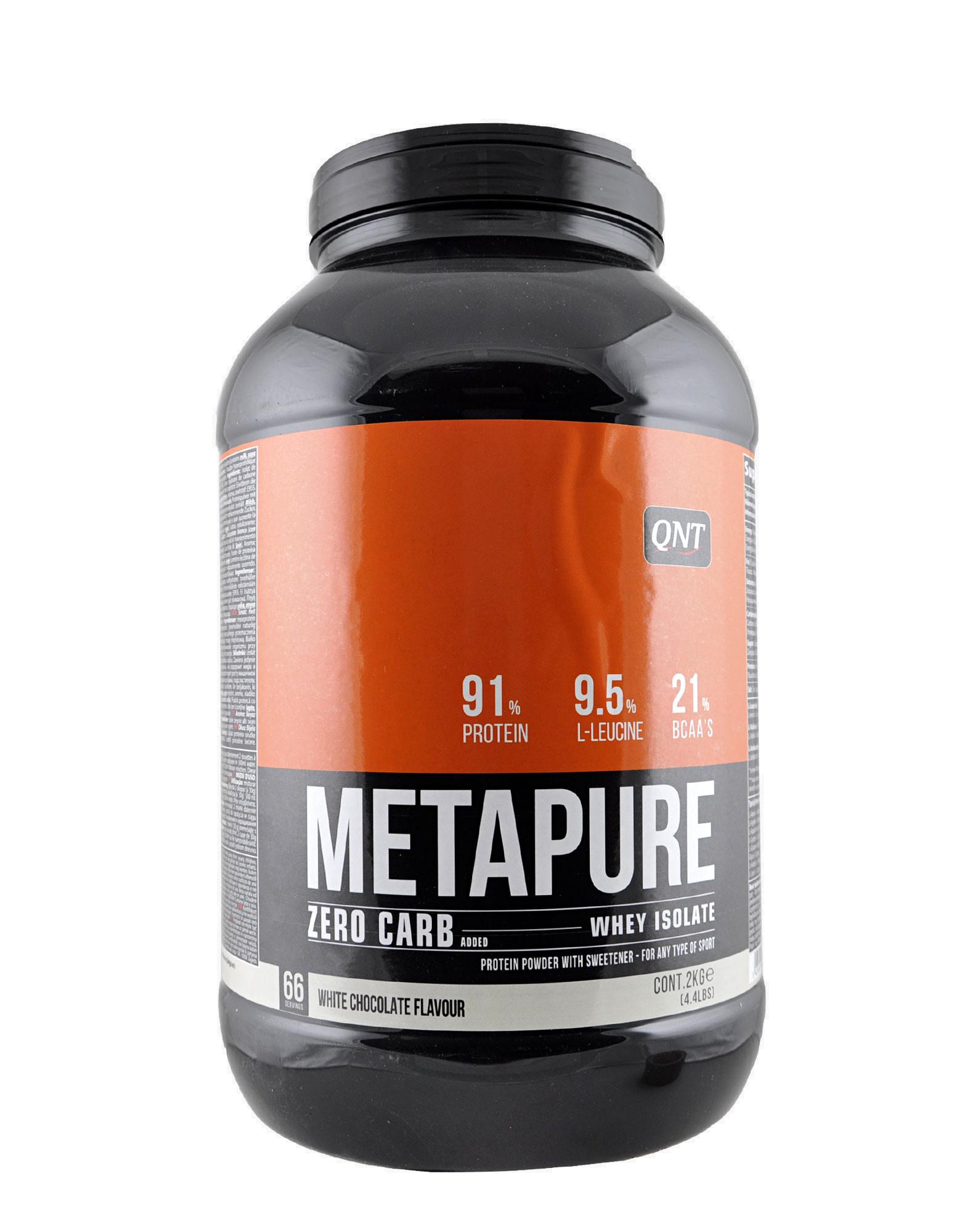 df9e59889903 Metapure Zero Carb di QNT (2000 grammi)