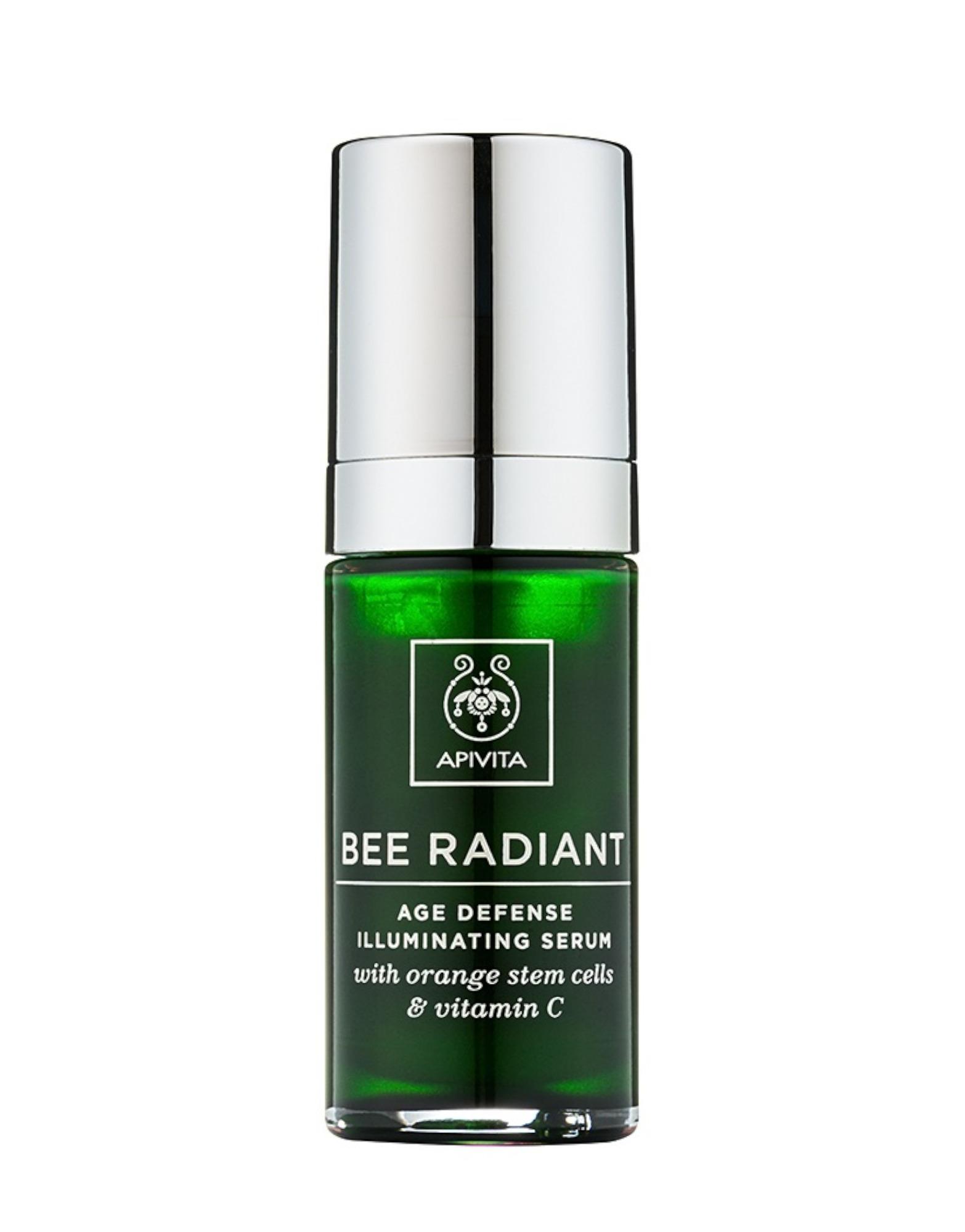 Bee Radiant- Siero Illuminante Anti Età di APIVITA (30ml)