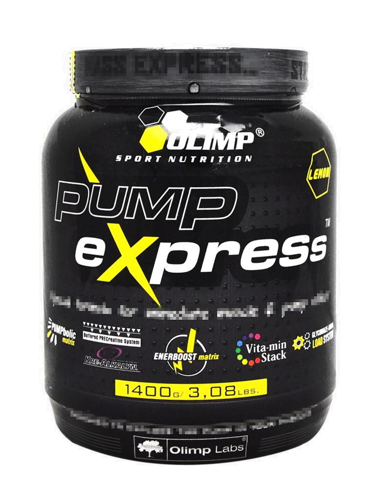 pump express by olimp 1400 grams. Black Bedroom Furniture Sets. Home Design Ideas