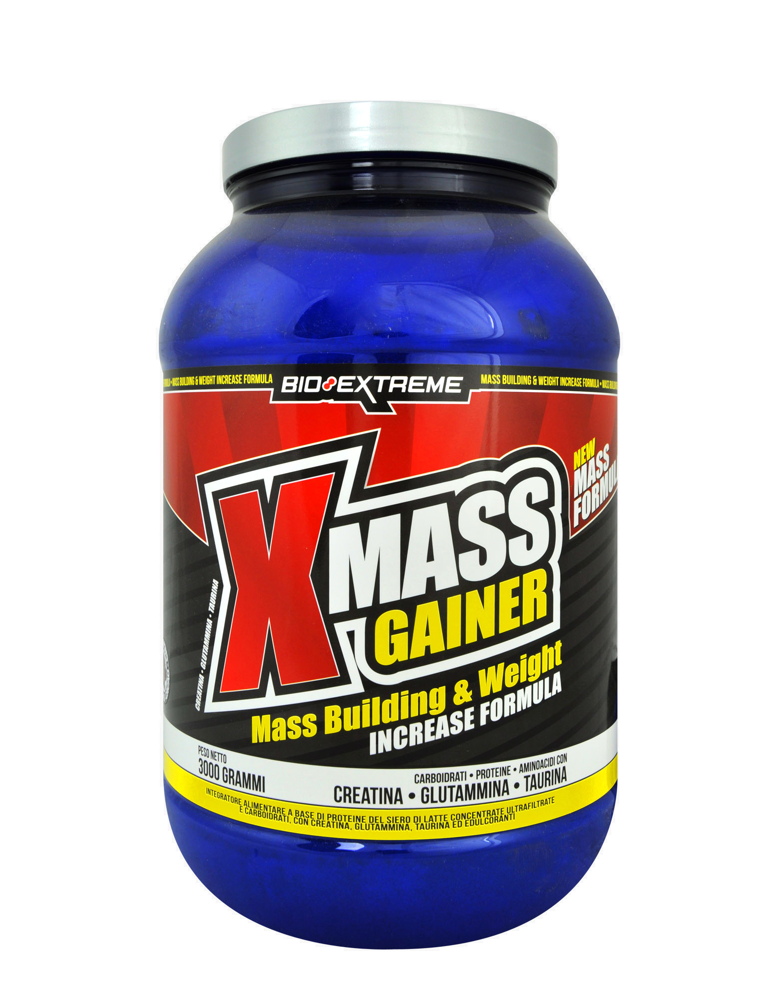 X Mass Gainer by BIO EXTREME (3000 grams)