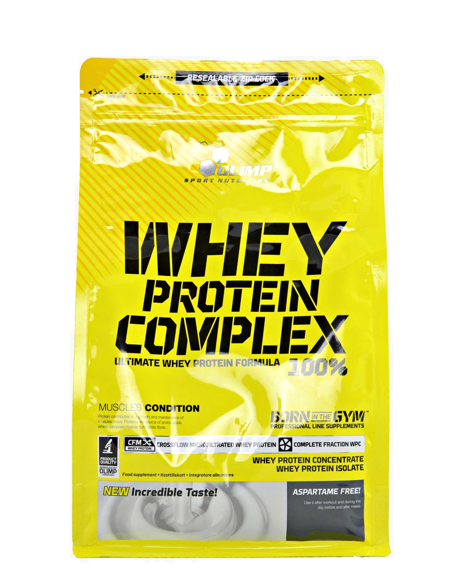 9527cb3f1ed8 Whey Protein Complex 100% by OLIMP (700 grams)