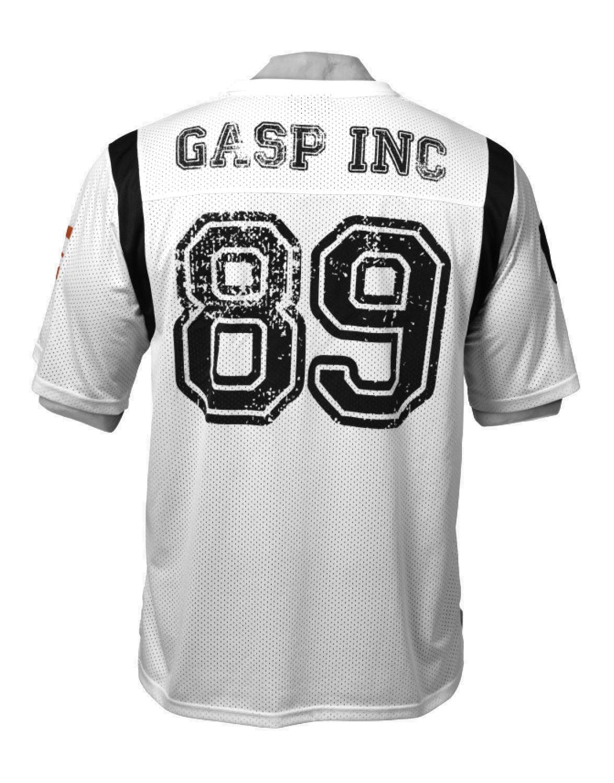 Football Jersey de GASP WEAR (color: blanco)