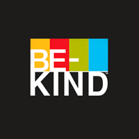 BE-KIND logo