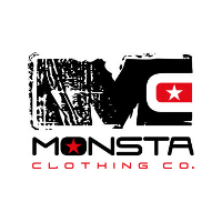 MONSTA CLOTHING CO logo