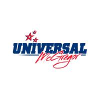 UNIVERSAL MCGREGOR logo