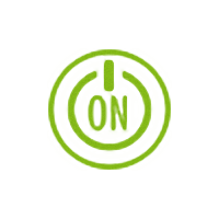 ON ENERGY logo