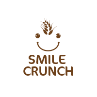 SMILE CRUNCH logo