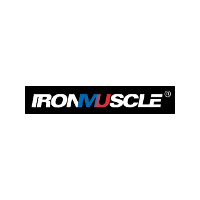 IRON MUSCLE logo