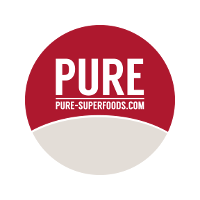 PURE SUPERFOODS logo