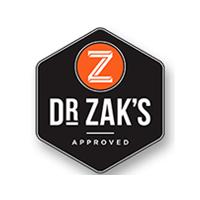 DR. ZAK'S logo