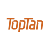TOP TAN logo