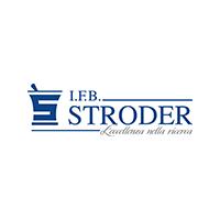 STRODER logo
