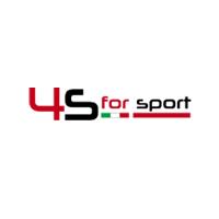 4S FOR SPORT logo
