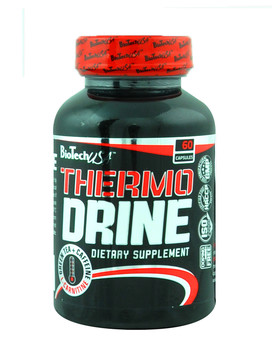 BIOTECH USA Thermo Drine 60 capsules