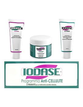 iodase programme anti cellulite iodase 1 kit de 3 produits. Black Bedroom Furniture Sets. Home Design Ideas