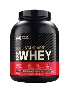 OPTIMUM NUTRITION 100% Whey Gold Standard 2270 grammi