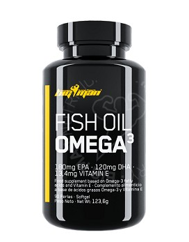Fish oil omega 3 by big man 90 capsules 10 02 for Where does fish oil come from