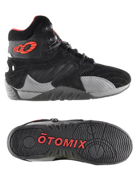 fe26a53a8019 OTOMIX Ultimate Trainer Colour  Black   Red   Carbon € 159