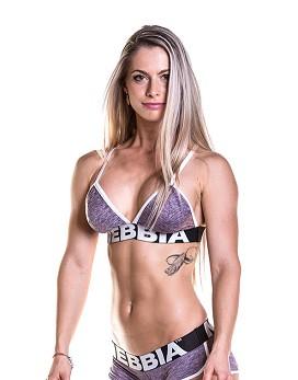 NEBBIA Fitness Bra with Hem 267 Couleur  Violet € 29,99 Nebbia Fitness Bra  with Hem 267 Couleur  Violet. Soutien-gorge de fitness agréable en matière  légère ... ce061b67447d