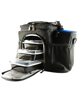 Black//Black Isobag 3 Meal Management System