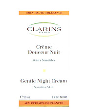 Gentle Night Cream 50ml