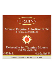 Delectable Self Tanning Mousse 125ml