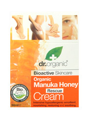 Organic Manuka Honey - Rescue Cream 50ml