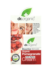Organic Pomegranate - Anti Aging Cream 50ml