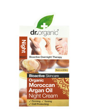 Organic Moroccan Argan Oil - Night Cream 50ml
