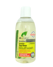 Organic Tea Tree - Mouthwash 500ml
