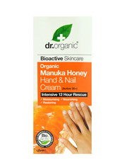 Organic Manuka Honey - Hand & Nail Cream 125ml