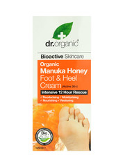 Organic Manuka Honey - Foot & Heel Cream 125ml