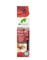 Organic Rose Otto - Bath Oil 100ml