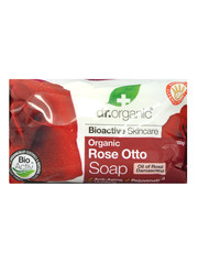 Organic Rose Otto - Soap 100 grams