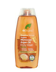 Organic Moroccan Argan Oil - Body Wash 250ml