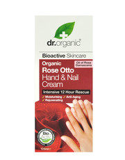 Organic Rose Otto - Hand & Nail Cream 125ml