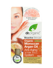 Organic Moroccan Argan Oil - Anti Aging Stem Cell System 15ml
