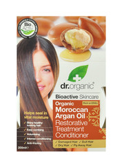 Organic Moroccan Argan Oil - Restorative Treatment Conditioner 200ml