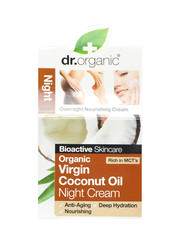 Organic Virgin Coconut Oil - Night Cream 50ml