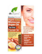 Organic Moroccan Argan Oil - Facial Oil 30ml