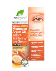 Organic Moroccan Argan Oil - Instant Tighttening Eye Serum 30ml